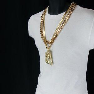 Men's Chain Necklace Set